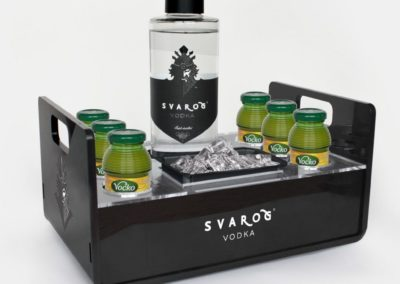 Svarog vodka stalak