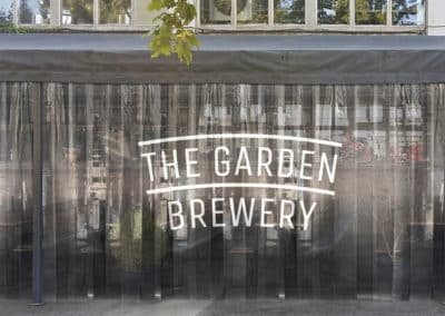 The Garden brewery