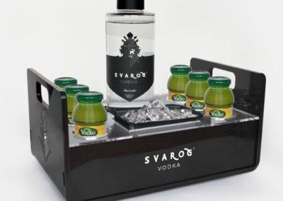 Svarog vodka stalak